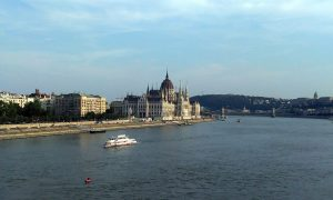 Parlement, Budapest